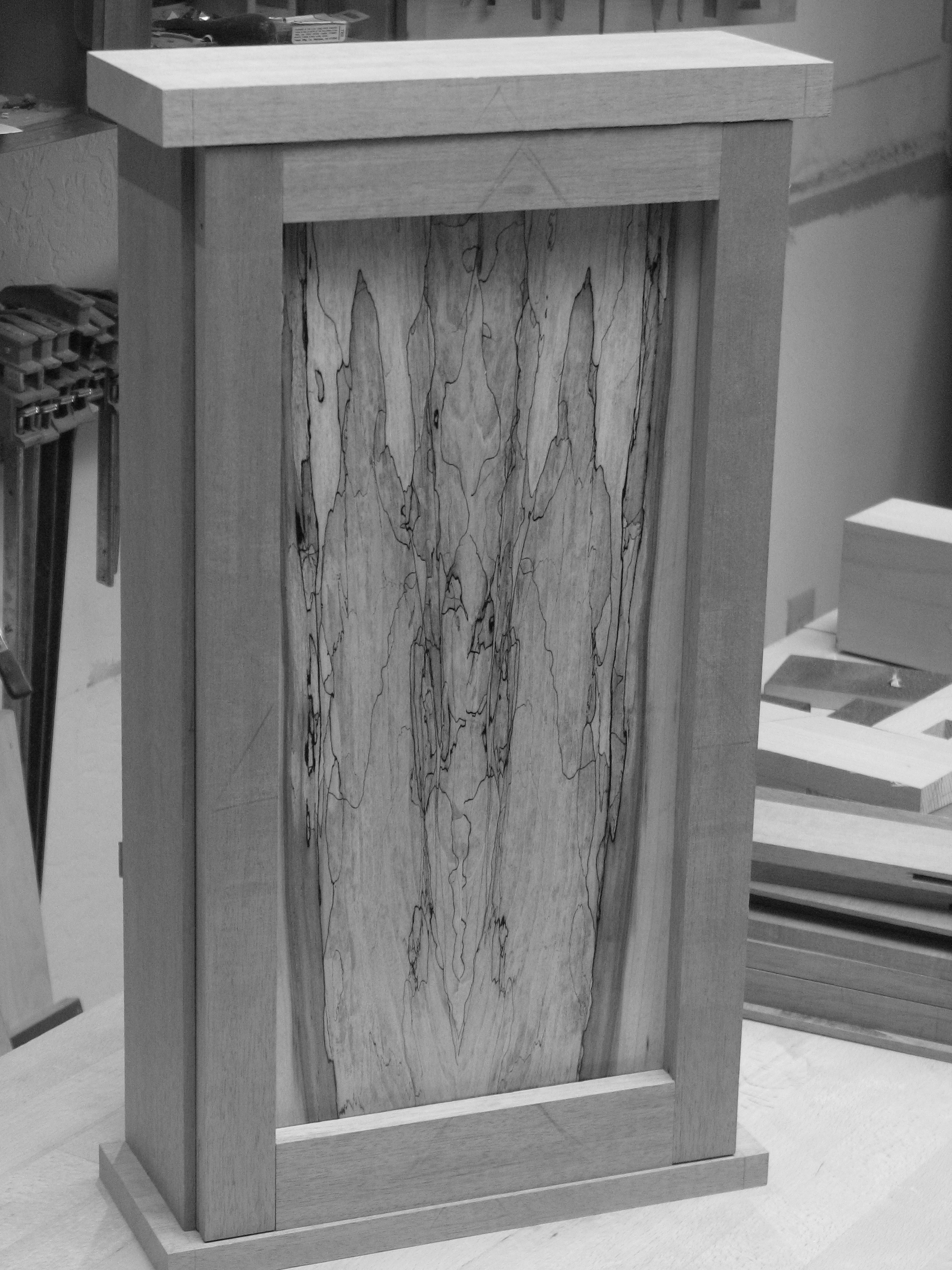 How To Build A Small Wall Cabinet