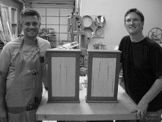 205  320x240 28 ChipH and MattV Cabinetmaking Class