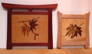 dfleming marquetry 300x178 On Exhibit at The Walter Gallery